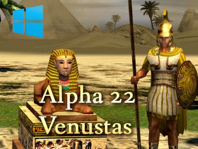 0 A.D. Alpha 22 Venustas Windows Version
