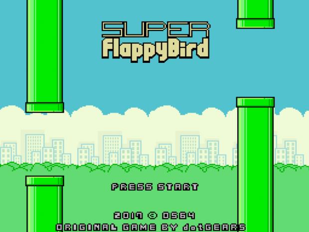 SuperFlappyBird v1.0