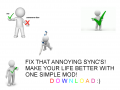 Sync Pause Fix Mod Mod