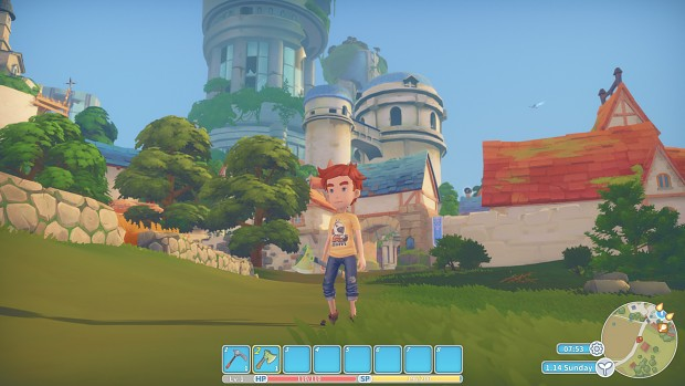 My Time at Portia Alpha 2.0