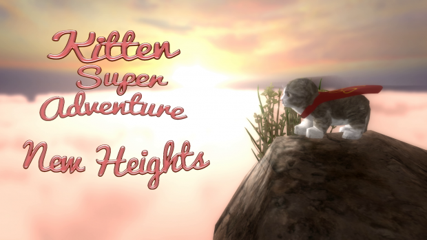 Kitten Super Adventure - New Heights v0.5 *32 Bit*