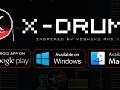 xDrumsMacOs app