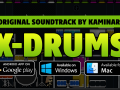 X Drums The Game OST