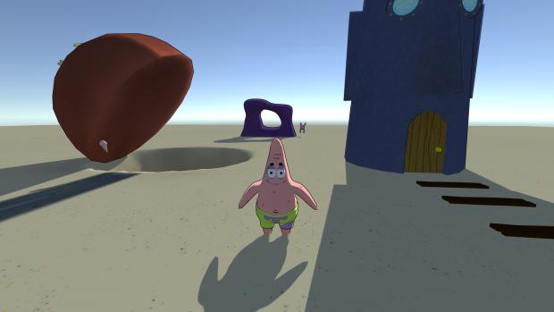 SpongebobMovementDEMO