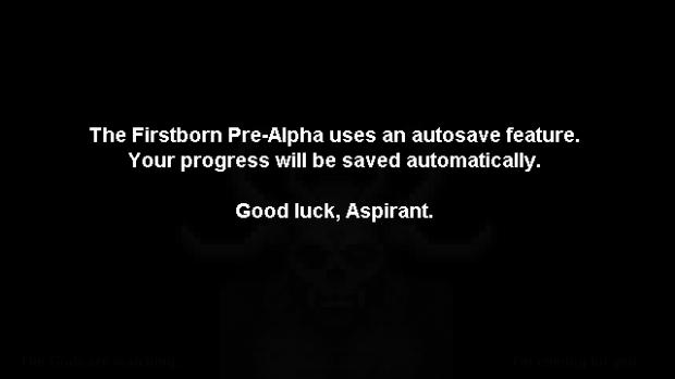 FirstbornPreAlpha03 SecretTest