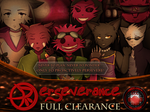Perseverance Full Clearance (Windows Release)
