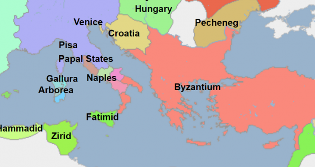 Byzantium Revival VERSION 2