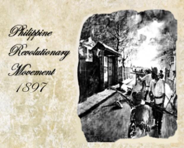 Philippine Revolutionary Movement 1887