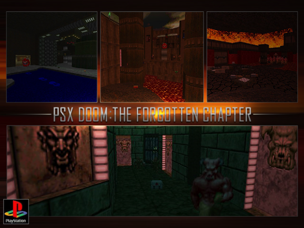PSX DooM: The Forgotten Chapter (beta)