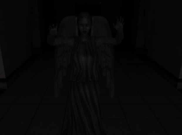 SCP-173 Weeping Angel Mod