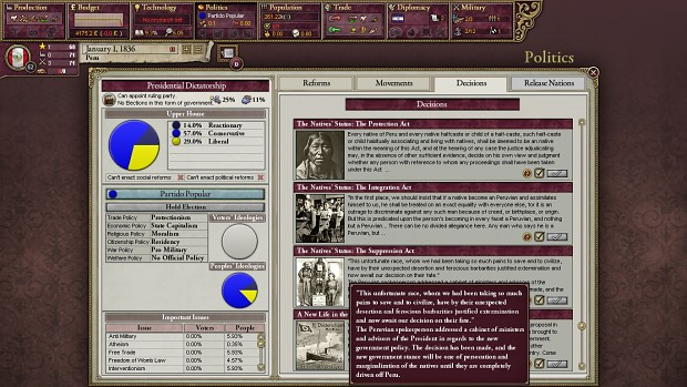 Historical Project Mod - Version 0.3.8
