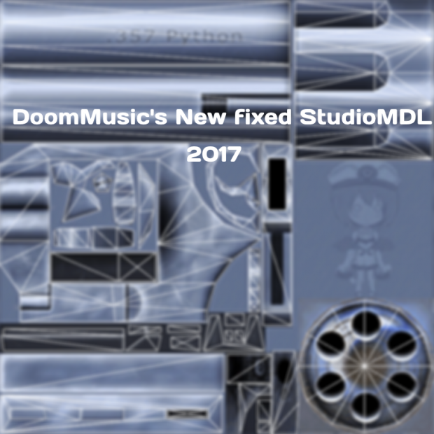 DoomMusic's StudioMDL 2017 V1.01