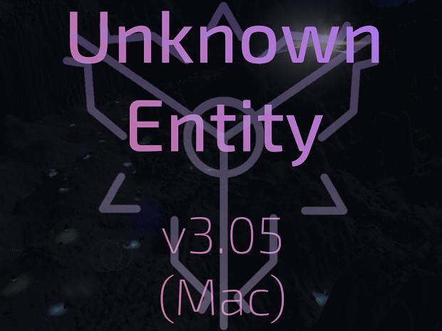 Unknown Entity - v3.05 (Mac) [.7z]