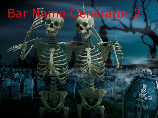 Fantasy Bar Name Generator 2 (1.21)