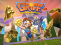Griff the Winged Lion - Early Demo