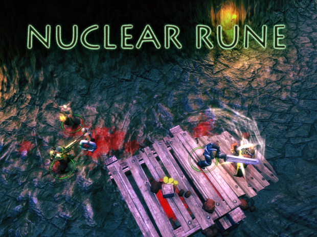 Nuclear Rune demo 11.09.2017