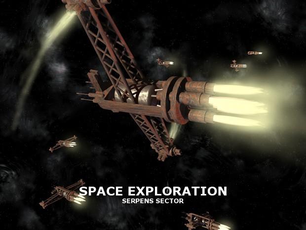 Space Exploration Prototype 1