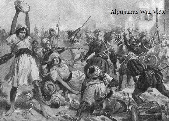 Alpujarras Wars V 3 Beta part 1