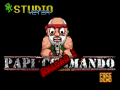 Papi Commando Reload Official Demo *Megadrive*