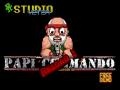 Papi Commando Reload Official Demo *Megadrive*