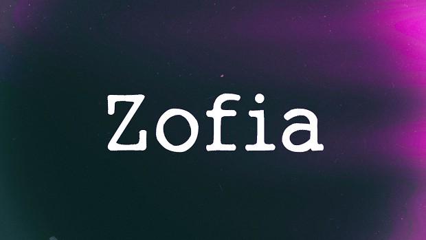 Zofia - Alpha 33b - 64bit Windows