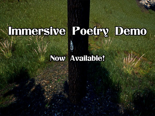 Immersive Poetry Demo