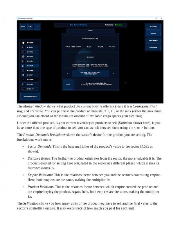 Starship Command 2 Manual