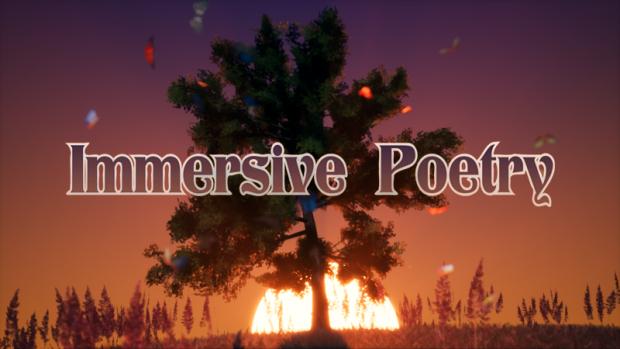 Immersive Poetry Demo 1.0