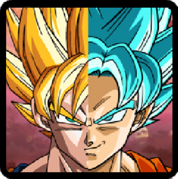 Goku with all forms