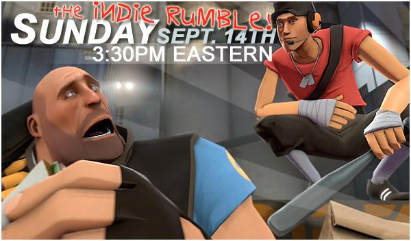 Indie Rumble Interview