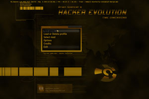 Hacker Evolution Demo