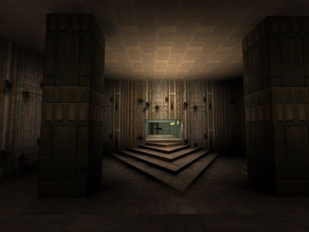 Doom2 map 1 quake mix 4.0