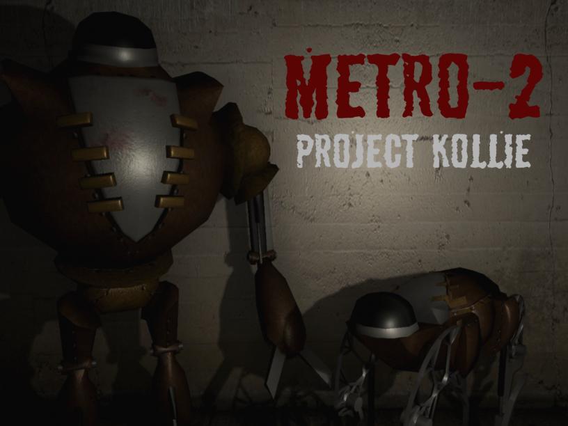 Metro-2 Projekt Kollie The museum