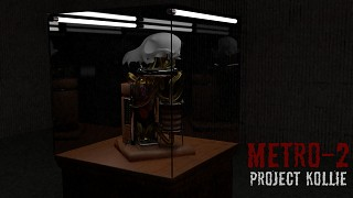Metro-2: Project Kollie Wallpapers