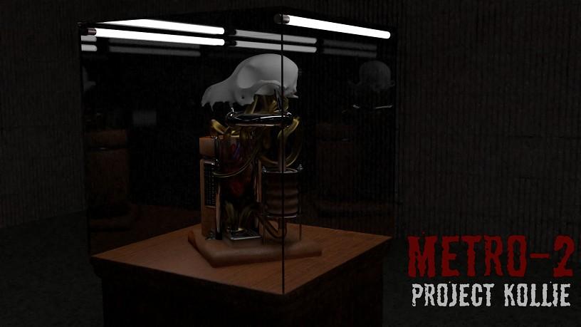 Metro-2: Project Kollie Wallpapers