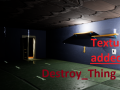 Destroy Thing MATERIALS