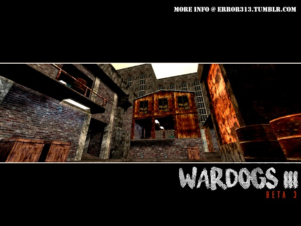 ut4 wardogs3 [Beta 3]
