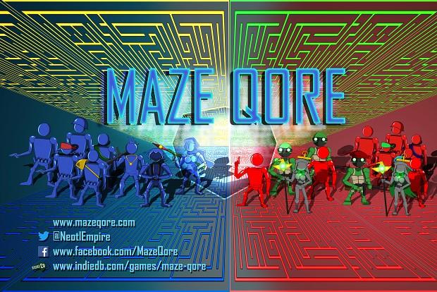 Maze Qore - Expo Demo
