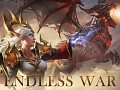 "Endless war! The strongest strategy game - ""Game o"