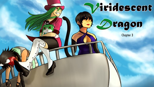 Viridescent Dragon Chapter 3 (Linux)