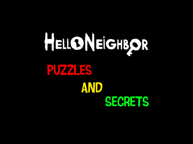 Puzzles from the Past Alpha 2