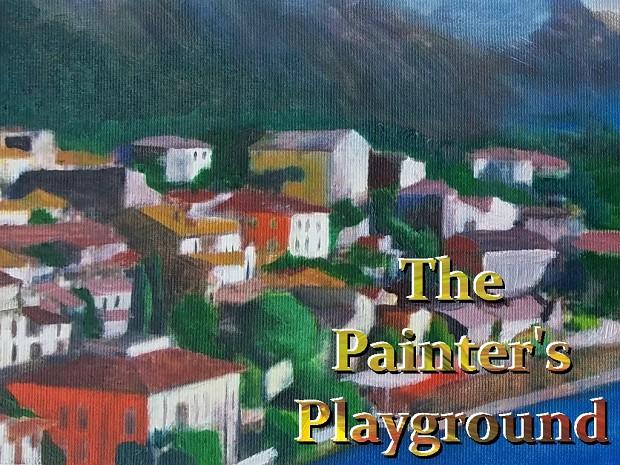 The Painter's Playground Beta 2 Demo