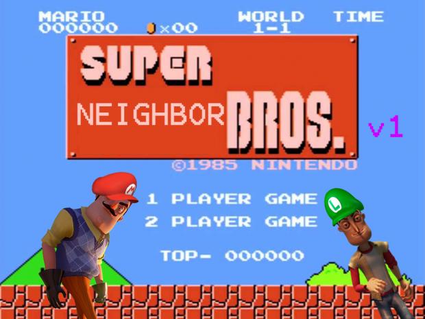 Super Neighbor Bros V1