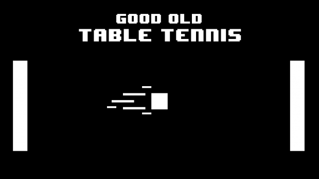 Good Old Table Tennis!