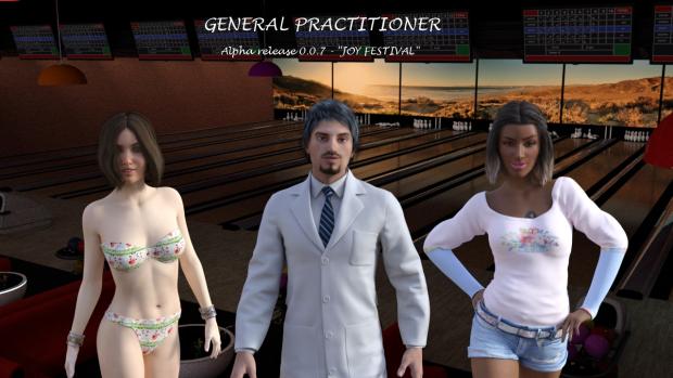 General Practitioner Alpha Release 007 LINUX