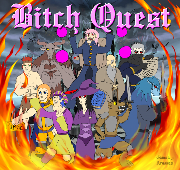 Bitch Quest RPG - BETA