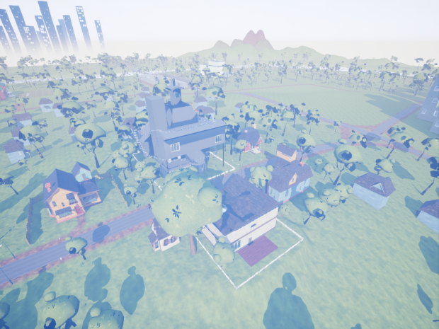 Hello New Neighbor Beta Build 0.1