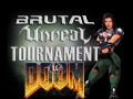 BRUTAL UNREAL 99 for DOOM (OUT! RELEASED!)