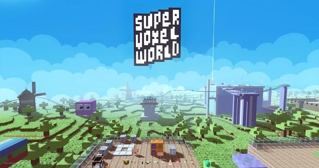 Super Voxel World Alpha v1.5