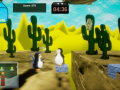 Brian The Penguin In It Came From The Skies 0.1.3a